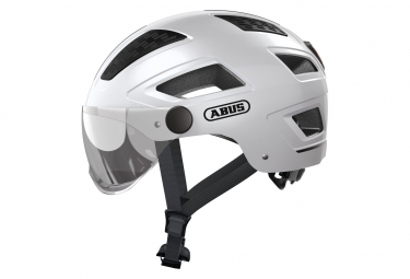 Casco Urban Abus Hyban 2 0 Ace Blanco M  52 58 Cm