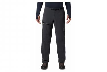Mountain Hardwear Pantalon Impermeable Stretch Ozonic Regular Greyhombres L