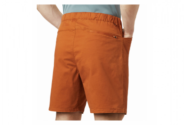 Mountain Hardwear Short Cederberg Marron Homme