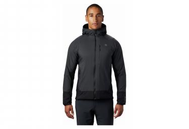 Mountain Hardwear Kor Cirrus Hybrid Thermal Jacket Gris Hombres S