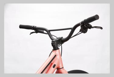 Vélo de Ville Cannondale Treadwell 2 Remixte Shimano Altus 9V Bleu / Rose