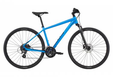 Bicicleta Cicloturística Cannondale Quick CX 3 Bleu / Noir