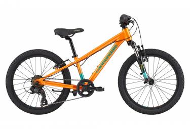 VTT Semi-Rigide Enfant Cannondale Kid Trail 20 20'' Orange 5 - 9 ans