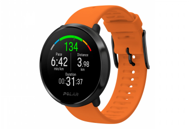 Polar Ignite GPS Uhr Orange