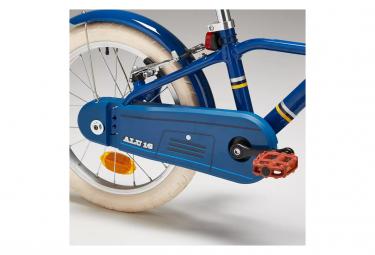 Vélo Enfant Btwin 900 Alu City 16'' Bleu