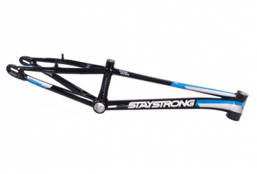 Image of Cadre stay strong for life v3 black silver blue cruiser