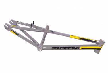 CADRE STAY STRONG FOR LIFE V3 - GREY / BLACK / YELLOW