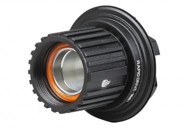 Bontrager Freehub Body Compatible Shimano MicroSpline 12V para concentradores de transmisión rápida