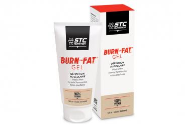 Crème définition Abdos et Pecs STC Nutrition Burn Fat Gel 125ml