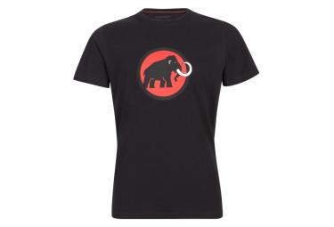 Mammut Camiseta Clasica Negro M