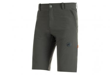 Mammut Runbold Short Grey