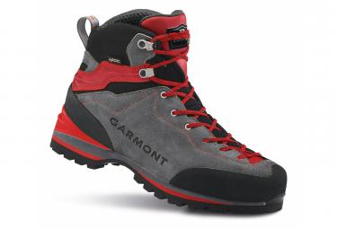 Zapatillas de senderismo Garmont Ascent GTX Gris Rouge Homme