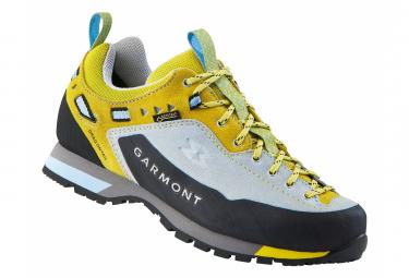 Chaussures d'approche Garmont Dragontail LT GTX Bleu Jaune Femme