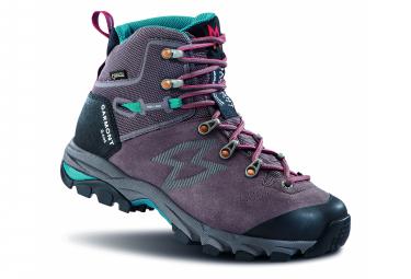 Chaussures de randonnée Garmont G-Trek High GTX Gris Bleu Femme