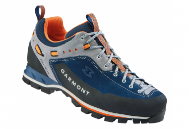 Ansatz Schuhe Garmont Dragontail MNT Bleu Orange Unisex