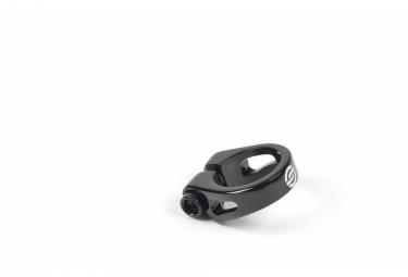 Abrazadera de tija de sill salt am negra 25 4 mm