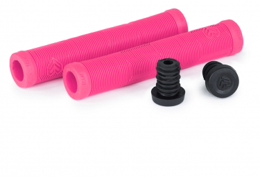 Poignées eclat PULSAR Grips hot pink