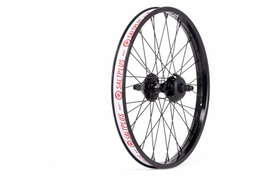Rear Wheel Salt Plus Summit 20 '' RSD Black