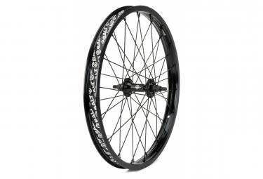 Salt Rookie 16 '' 10mm Front Wheel Black