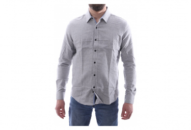 Chemise grise homme The Fresh Brand