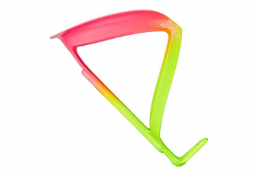 SUPACAZ Fly Cage Limited (Alu) - Jaune Fluo & Rose Fluo