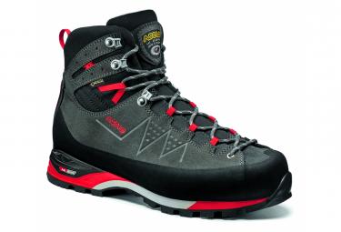 Chaussures de randonnée Asolo Traverse GV Gore-Tex Gris Rouge Homme
