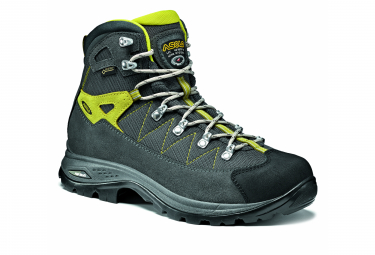 Asolo Finder GV Gore-Tex Hiking Shoes Gray Yellow Men