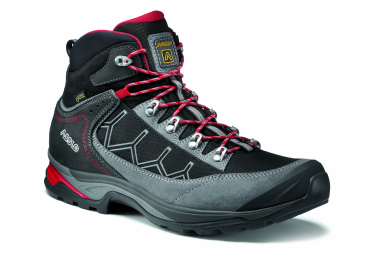 Image of Asolo falcon gv gore tex gris rouge homme 41 1 3