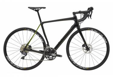Cannondale Synapse Carbon Disc Ultegra Road Bike Shimano Ultegra 11S 700 mm Black Acid Green 2018