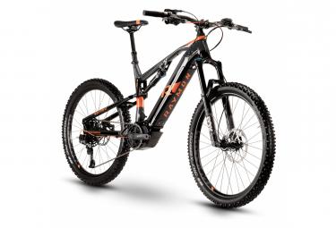 R Raymon FullRay E-Nine 8.0 Sram NX Eagle 12s Black / Orange 2020