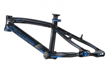 Cadre BMX CHASE RSP 4,0 Expert Black/Blue