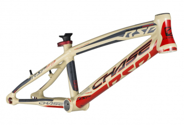 Cadre BMX CHASE RSP 4,0 PRO XXXL Sand/red