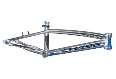 Cadre BMX HASE rsp4.0 pro cr+ 21.75' direction OD 1-1/8' polish/blue
