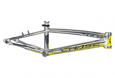 Cadre BMX CHASE rsp4.0 pro cr+ 21.75' direction OD 1-1/8' polish/n yellow