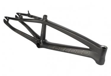 Cadre BMX SPEEDCO VELOX Pro XL Plus black
