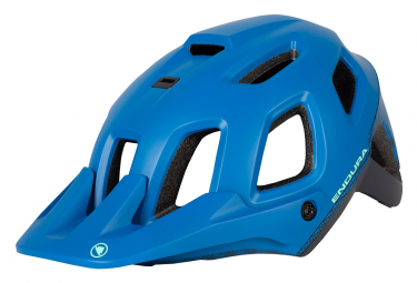 Casque Endura SingleTrack II Bleu Azur
