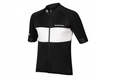 Endura FS260-Pro II Short Sleeve Jersey Black