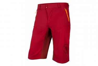 Shorts De Chocolate Sin Piel Endura Mt500 Xxl