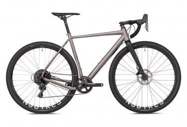 NS Bikes RAG + 1 Schotterrad Sram Apex 11S 700 mm Raw Grey 2020