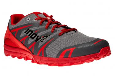 Chaussures de Trail Inov 8 TrailTalon 235 Rouge / Gris