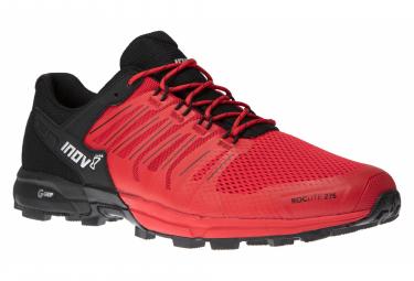 Chaussures de Trail Inov 8 Roclite Graphen 275 Rouge / Noir