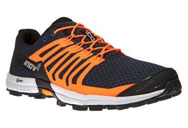 Chaussures de Trail Inov 8 RocLite Graphen 290 Bleu / Orange