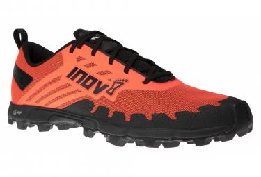 Chaussures de Trail Inov 8 X-Talon Graphen 235 Noir / Orange / Noir