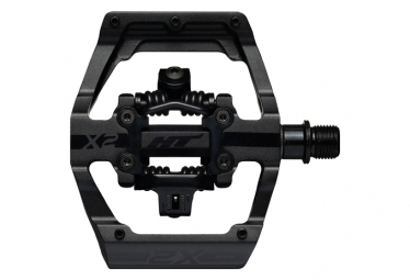 Par de HT X2 Stealth Black Automatic Pales
