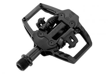 Paire de Pédales Automatiques HT T1 Stealth Black