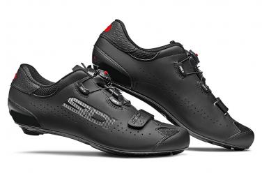 Par de zapatos Sidi Sixty Black