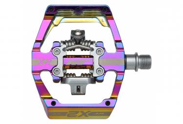 Paar HT X2 SX Oil Slick Automatic Pales