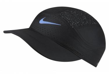 Nike Dri-Fit AeroBill Tailwind Women's Black Cap