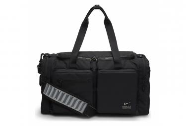 Su20 Nike Utility Power Duffel Bolsa De Lona Mediana Negro Unisex