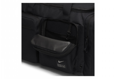 Sac de sport Nike Utility Power Duffel Medium Noir Unisex